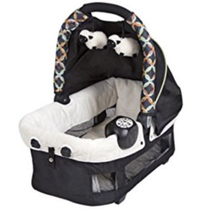 Baby Trend Twin Bassinet Nursery Center